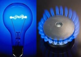 Bombilla halogena y encendedor de gas