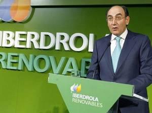 Presidente de Iberdrola Renovables
