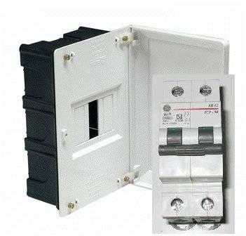 Interruptor control potencia ICP