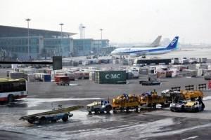 Avion aeropuerto