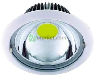 Ejemplo de lámpara con tecnología LED.