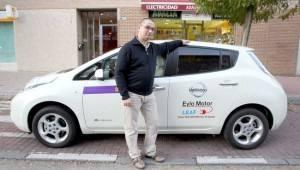 Taxi eléctrico