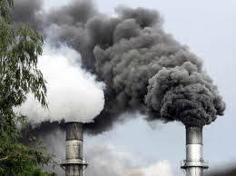 Humos contaminantes