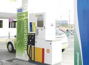 Eco gasolinera