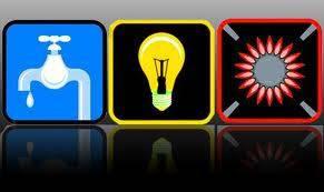 Iconos de energías
