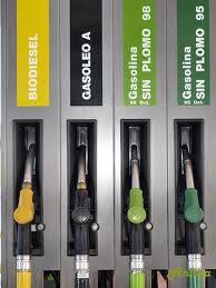 Surtidor gasolinera