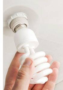 Bombilla CFL