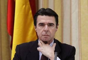 Ministro de Industria Soria
