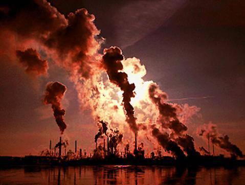 Las emisiones de gases de efecto invernadero en la UE cayeron un 2,5 por ciento en 2011