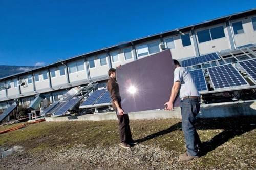 El balance neto podría ser aprobado en el último trimestre de 2012