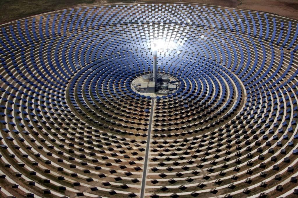España genera el 72,8% de la potencia termosolar mundial