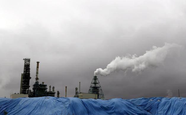 Nuevo récord de presencia en la atmósfera de gases que calientan el planeta
