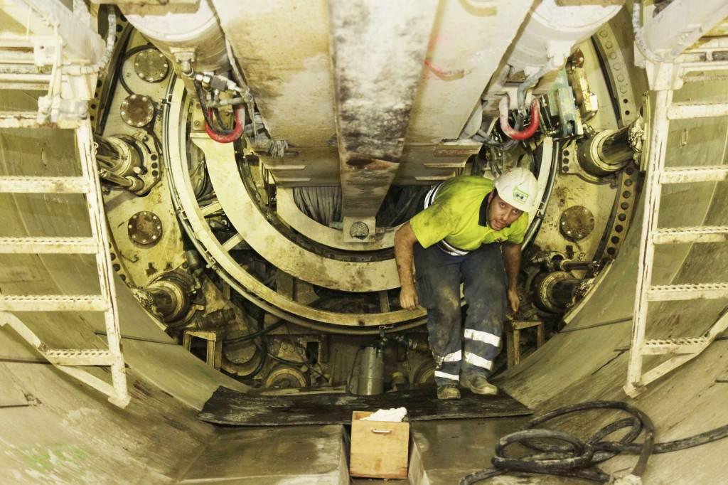 Un túnel duplicará la capacidad de intercambiar electricidad con Francia