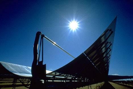 energia solar concentracion