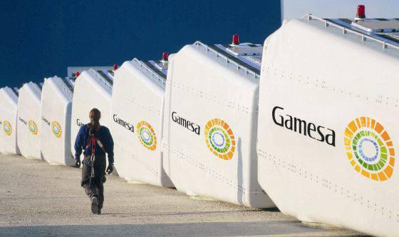 Campaña a favor de las comercializadoras de electricidad 100% renovable y los trabajadores de Gamesa afectados por el ERE