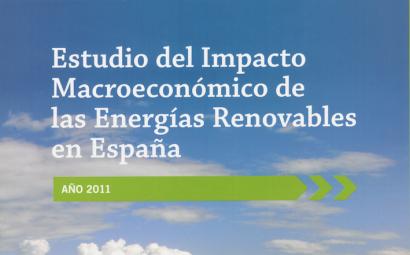 Estudio del Impacto Macroeconómico de las Energías Renovables en España 2011