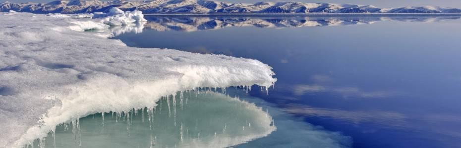 El nivel del mar aumentaá entre 0,9 y 1,6 metros a finales de siglo debido al deshielo ártico