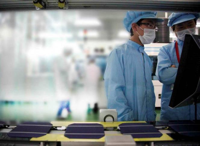 guerra fotovoltaica europa china