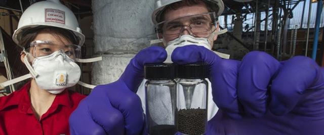 Nuevo proceso químico obtiene energía del carbón sin quemarlo
