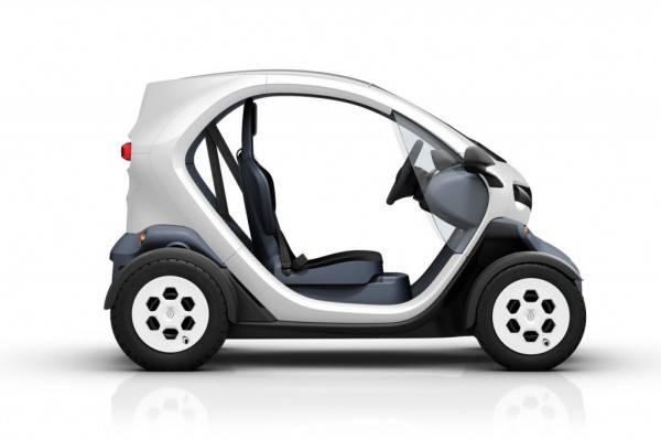 El Renault Twizy se convierte en el coche eléctrico más vendido en Europa