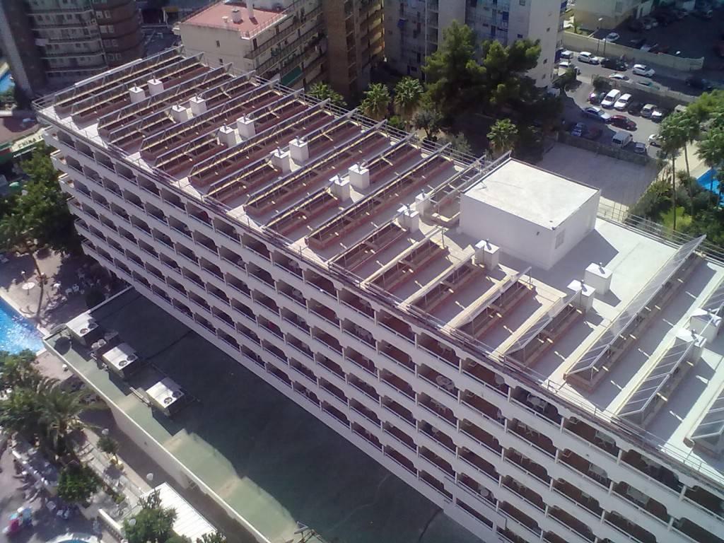 eficiencia energetica hoteles