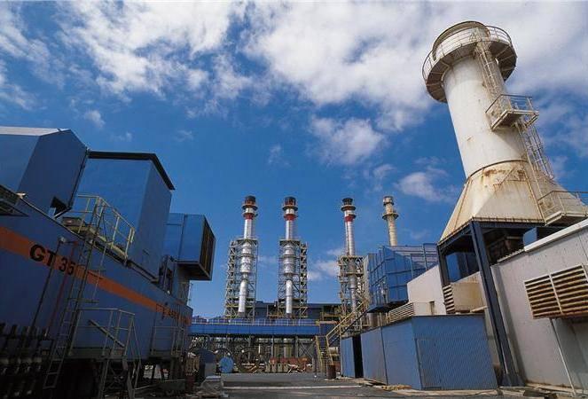 central termica carbon