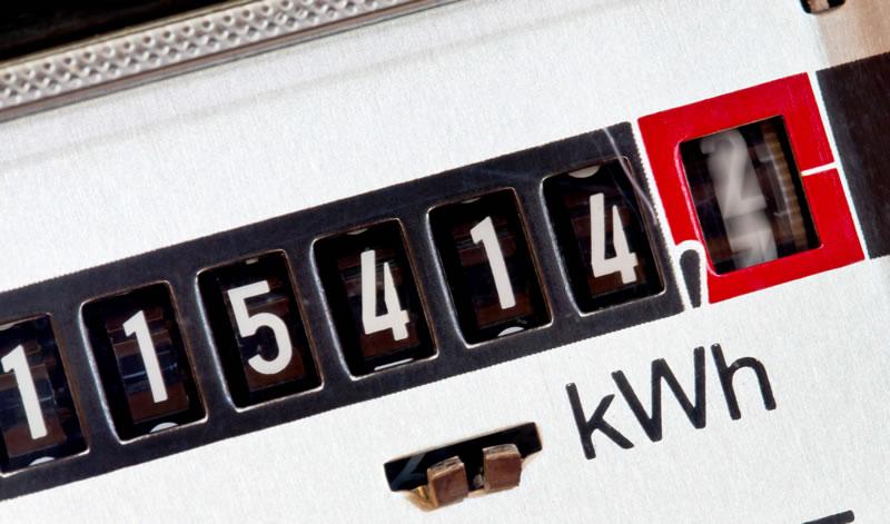 potencia electrica contratada