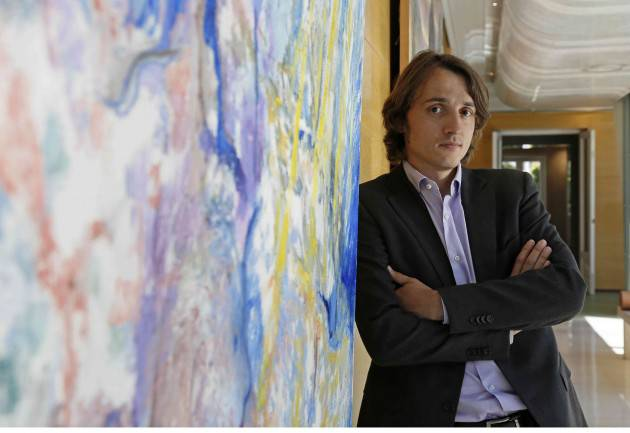 """Mariano-Campoy: """"En 10 años tendremos cortinas que generen energía"""""""