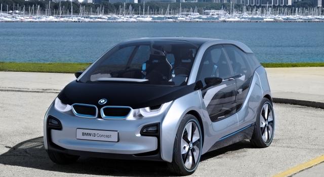 Llega el primer coche eléctrico de BMW