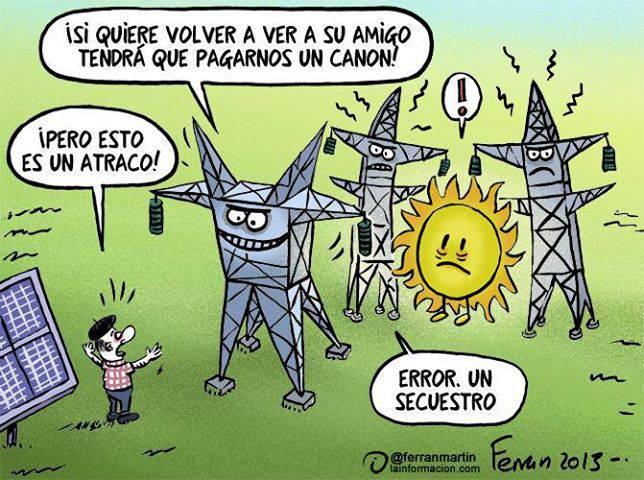Guerra abierta contra la reforma energetica - Efimarket