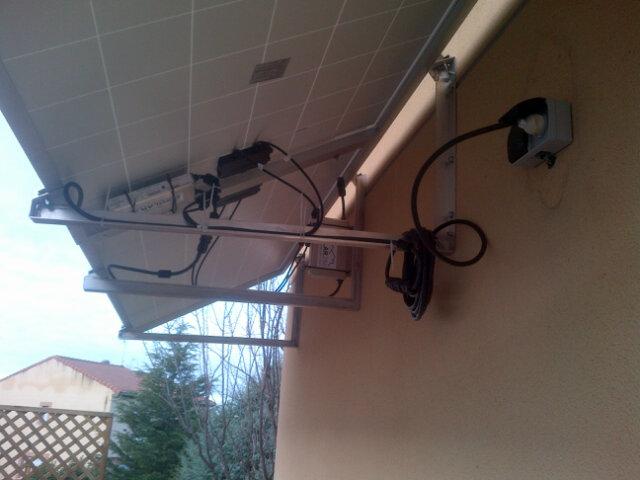 Instalación fotovoltaica de autoconsumo en Segovia - Efimarket