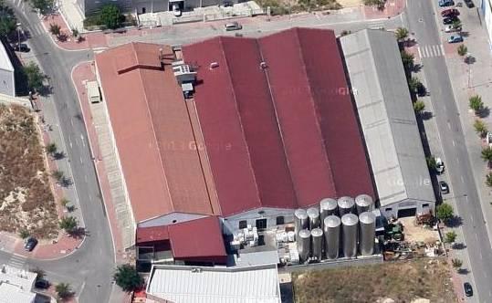 Sistema de medición energética en Vinagrerías La Andaluza - Efimarket