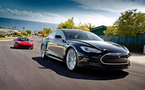 Tesla Model S, coche más vendido de Noruega (a pesar de ser 100% eléctrico)