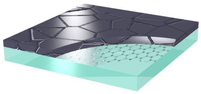 La novedosa unión entre grafeno y silicio augura un fuerte avance en células solares