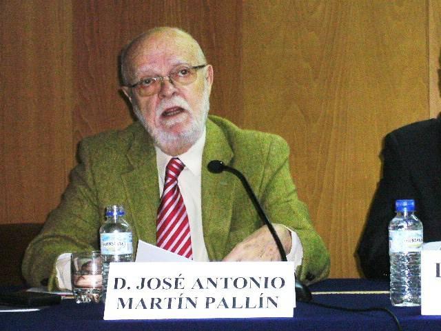 """Martín Pallín: """"Las renovables no son culpables"""""""