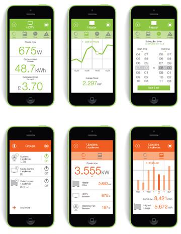 Próximas novedades: nuevo Efergy EGO, enchufe inteligente WIFI controlable via web o smartphone.
