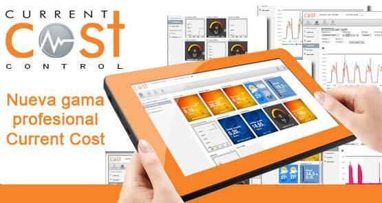 Conoce la nueva gama profesional Current Cost Control