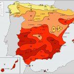 Radiación solar en España