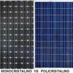 ¿Monocristalino o policristalino?¿Necesitas ayuda para elegir placas solares?