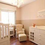 Cómo pintar la habitación de un bebé