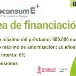El Ivace destina 2,4 millones en ayudas al autoconsumo en empresas y ayuntamientos