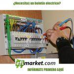 ¿Necesitas un boletín eléctrico para certificar una instalación?