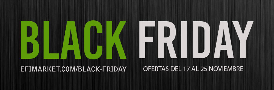 Productos Black Friday