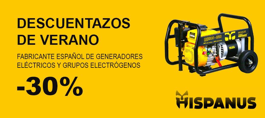generadores hispanus