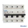 Interruptor automático 4P 125A C10kA REVALCO