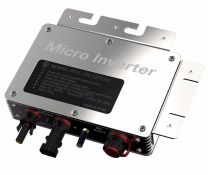 WVC300 es un microinversor pequeño con una salida máxima de AC 300W.