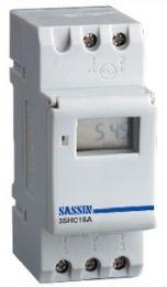 Interruptor Horario Semanal Sassin (2 módulos)