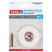 Cinta adhesiva de doble cara para yeso TESA