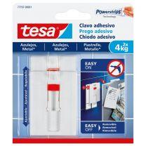 Clavo adhesivo ajustable para azulejos y metal (4 kg)