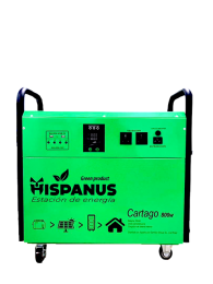 Generador solar 1500W